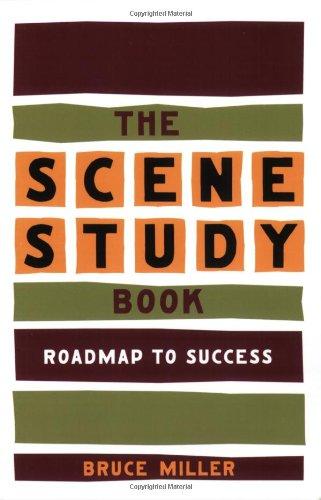 Scene Study Guide Book   2010 edition cover
