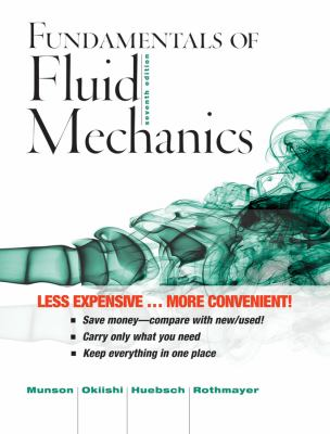 Fundamentals of Fluid Mechanics  7th 2013 edition cover