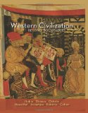 Western Civilization Beyond Boundaries 7th 2014 9781133602712 Front Cover