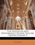 Expositor and Universalist Review N/A edition cover