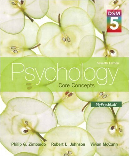 PSYCHOLOGY:CORE...-W/DSM-5 UPD N/A 9781269246712 Front Cover