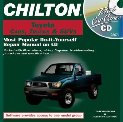 Toyota Cars, Trucks and SUVs, 1983-2000   2005 9781401880712 Front Cover