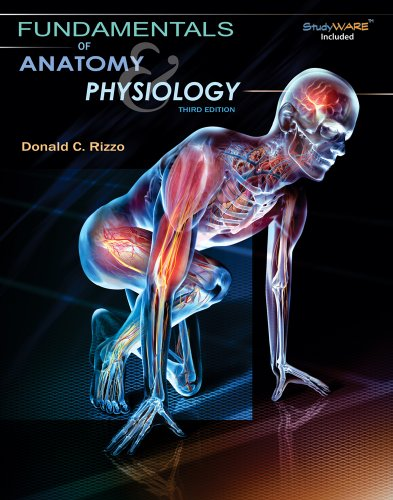 Fundamentals of Anatomy and Physiology  3rd 2010 9781435438712 Front Cover