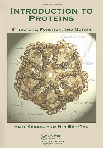 Introduction to Proteins Structure, Function, and Motion  2010 edition cover