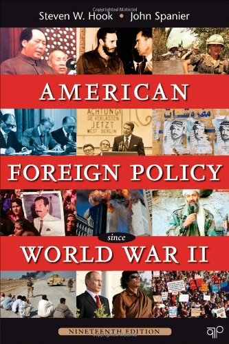 American Foreign Policy since World War II  19th 2013 (Revised) edition cover