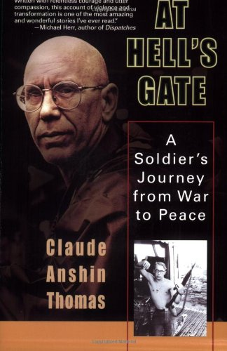 At Hell's Gate A Soldier's Journey from War to Peace N/A edition cover