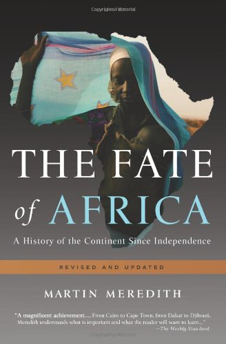 Fate of Africa A History of the Continent since Independence N/A edition cover