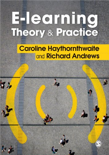 E-Learning Theory and Practice   2011 edition cover