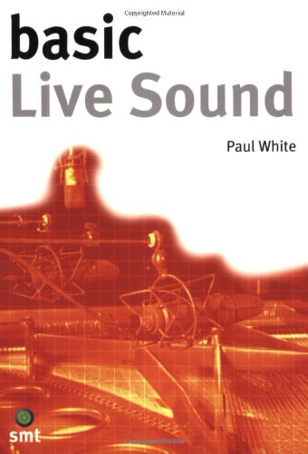 Basic Live Sound   2000 edition cover