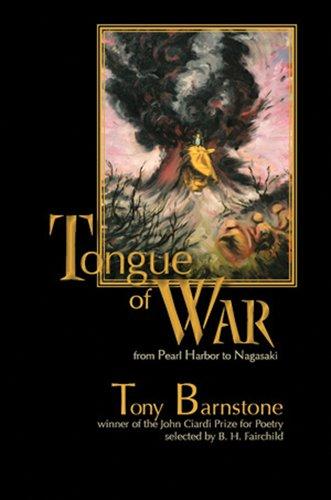 Tongue of War From Pearl Harbor to Nagasaki  2009 edition cover