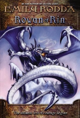 Rowan of Rin   2001 edition cover
