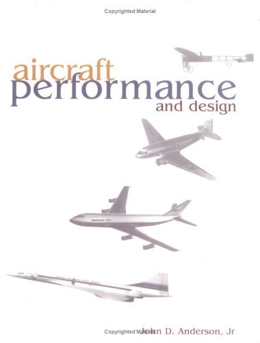 Aircraft Performance and Design   1999 edition cover