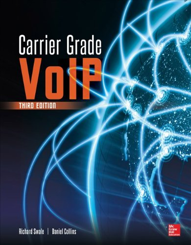 Carrier Grade VoIP  3rd 2014 edition cover