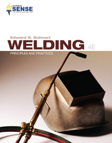 Welding Principles and Practices 4th 2012 edition cover