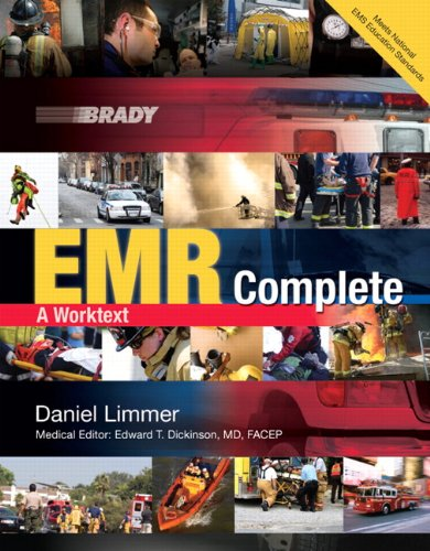 EMR Complete A Worktext  2011 9780135037713 Front Cover