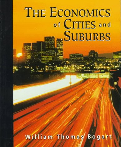 Economics of Cities and Suburbs   1998 edition cover