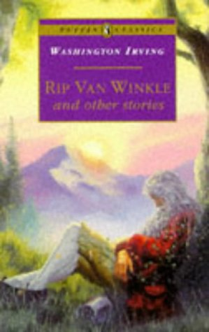 Rip Van Winkle and Other Stories  2nd 1996 (Abridged) 9780140367713 Front Cover
