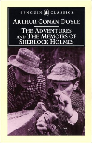 Adventures of Sherlock Holmes and the Memoirs of Sherlock Holmes   2001 edition cover