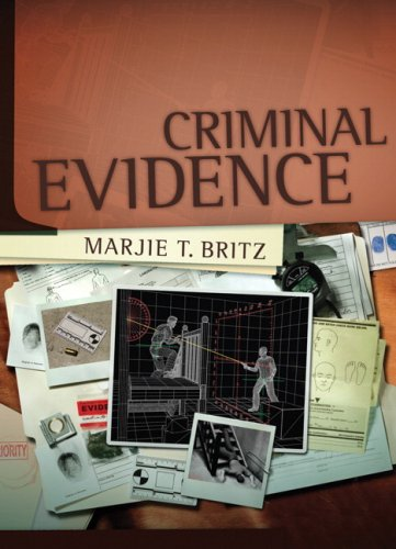 Criminal Evidence   2008 edition cover