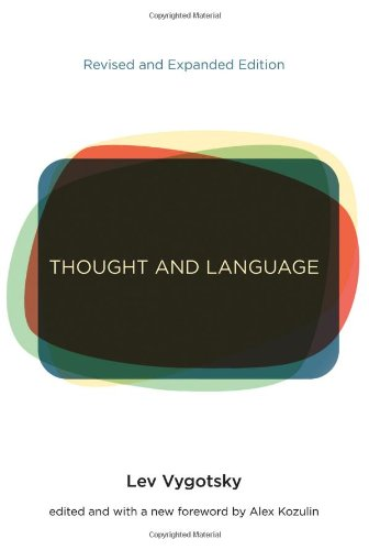 Thought and Language  2nd 2012 (Revised) edition cover