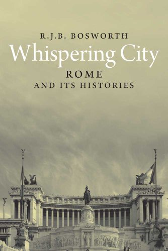 Whispering City Rome and Its Histories  2011 edition cover