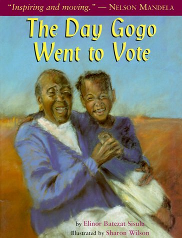 Day Gogo Went to Vote  N/A edition cover