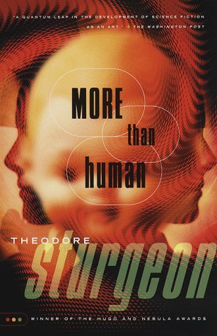 More Than Human   1999 edition cover