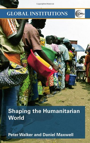 Shaping the Humanitarian World   2009 edition cover