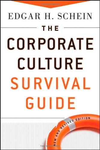 Corporate Culture Survival Guide  2nd 2009 (Revised) edition cover