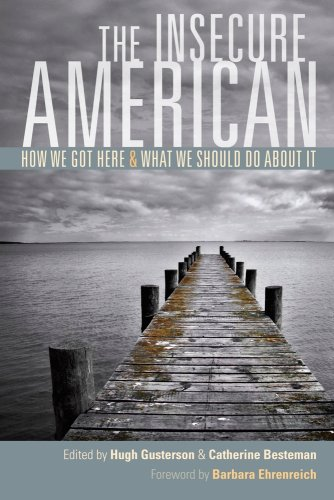 Insecure American How We Got Here and What We Should Do about It  2010 edition cover