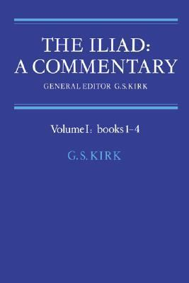 Iliad A Commentary  1985 9780521281713 Front Cover