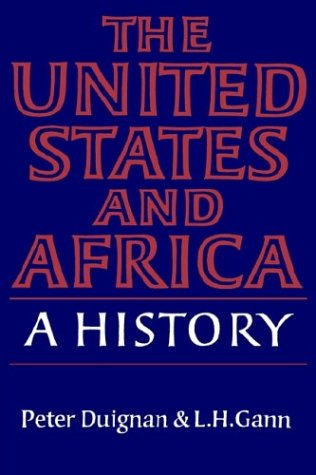 United States and Africa A History N/A 9780521335713 Front Cover