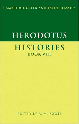 Herodotus Histories   2007 edition cover