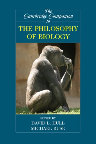 Cambridge Companion to the Philosophy of Biology   2007 9780521616713 Front Cover