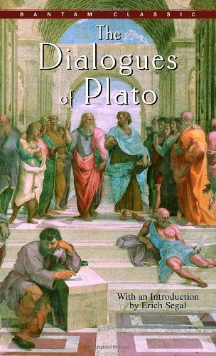 Dialogues of Plato   1986 9780553213713 Front Cover