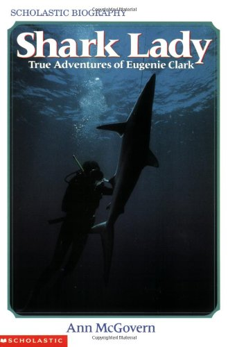 Shark Lady True Adventures of Eugenie Clark N/A edition cover