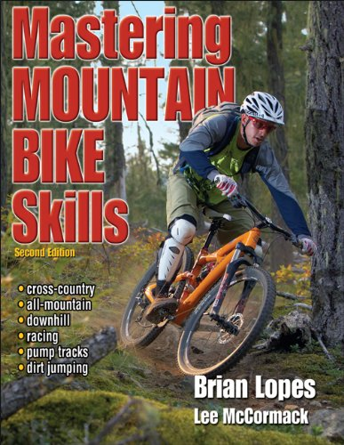 Mastering Mountain Bike Skills  2nd 2010 (Revised) edition cover