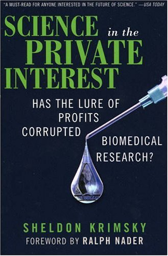 Science in Private Interest   2004 edition cover