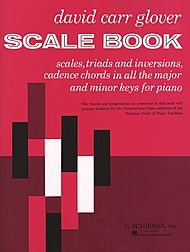 Scale Book Piano N/A edition cover