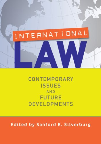 International Law Contemporary Issues and Future Developments  2011 edition cover