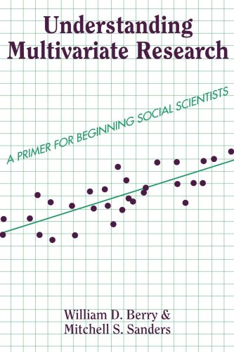 Understanding Multivariate Research A Primer for Beginning Social Scientists  2000 edition cover
