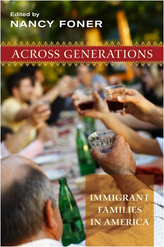 Across Generations Immigrant Families in America  2009 edition cover