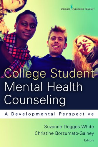 College Student Mental Health Counseling: A Developmental Perspective  2013 edition cover