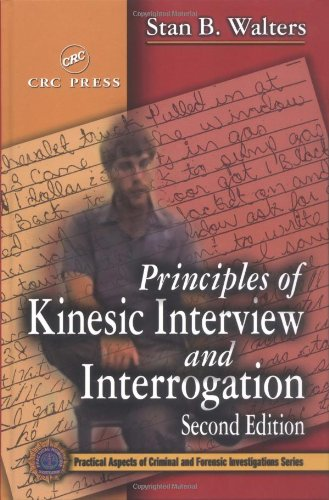 Principles of Kinesic Interview and Interrogation  2nd 2002 (Revised) edition cover