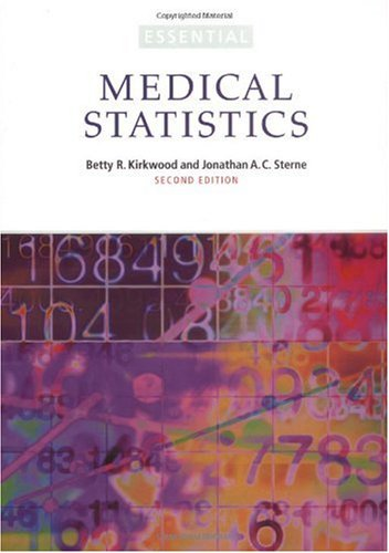 Medical Statistics  2nd 2003 (Revised) edition cover