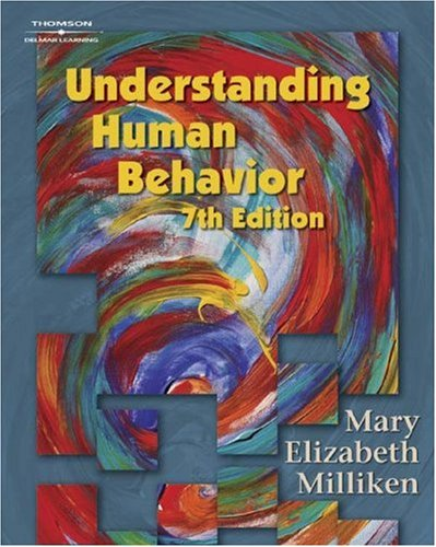 Understanding Human Behavior  7th 2004 (Revised) 9781401825713 Front Cover