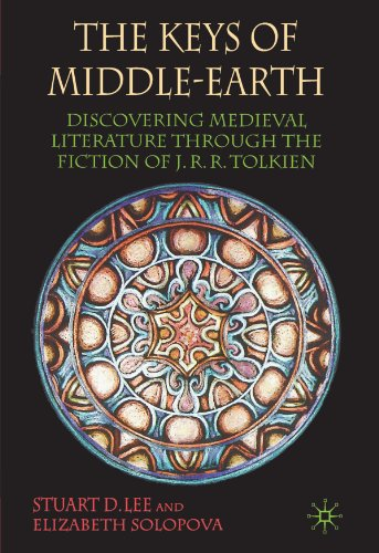 Keys of Middle-Earth Discovering Medieval Literature Through the Fiction of J. R. R. Tolkien  2005 edition cover