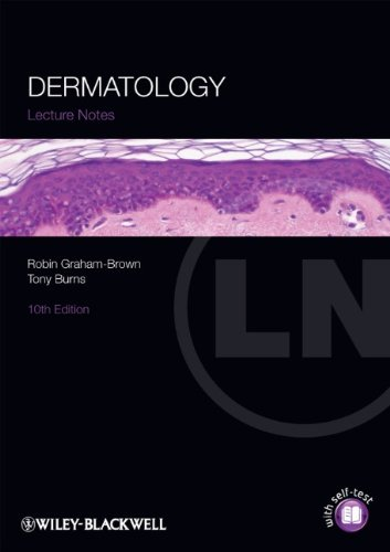 Dermatology  10th 2011 9781405195713 Front Cover