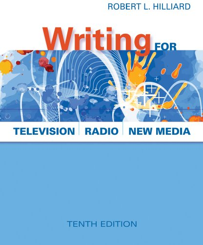 Writing for Television, Radio, and New Media  10th 2012 edition cover
