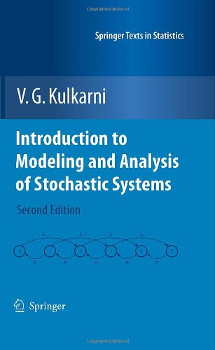 Introduction to Modeling and Analysis of Stochastic Systems  2nd 2011 edition cover